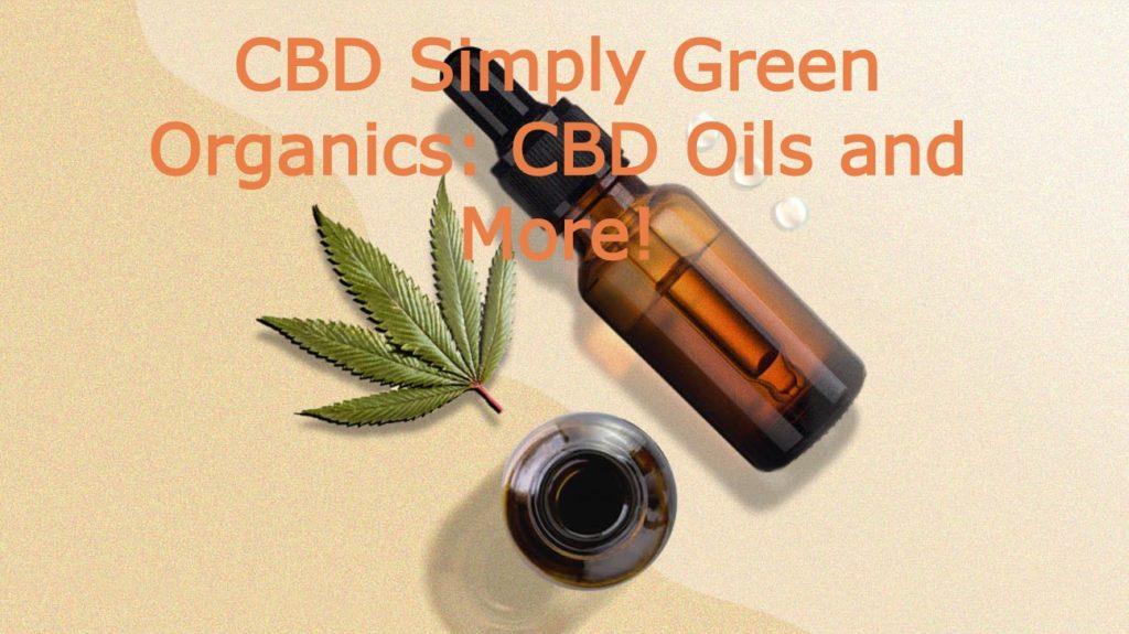 CBD Simply Green