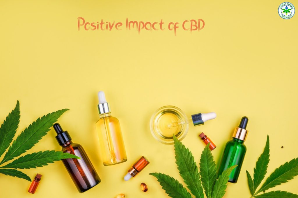 Positive Impact of CBD